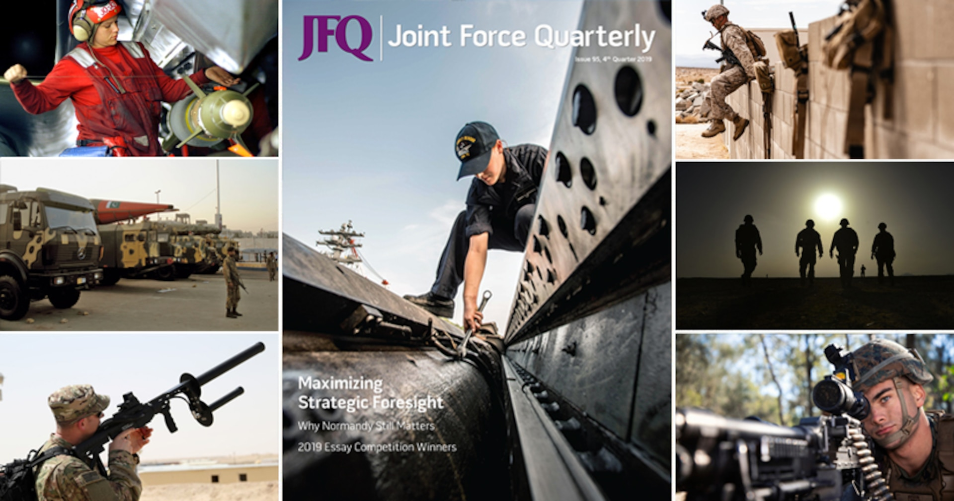 Joint Force Quarterly 95
