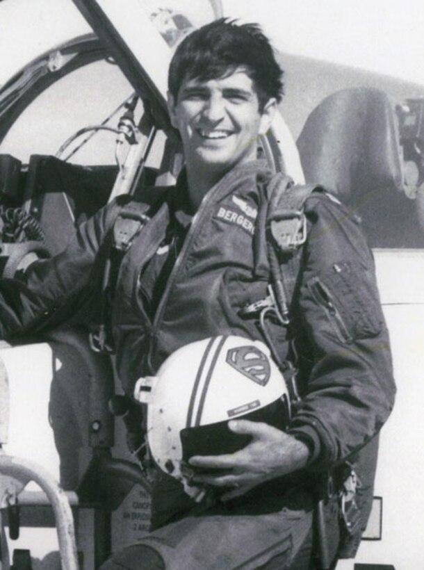 1st Lt. Woodrow Bergeron Jr.