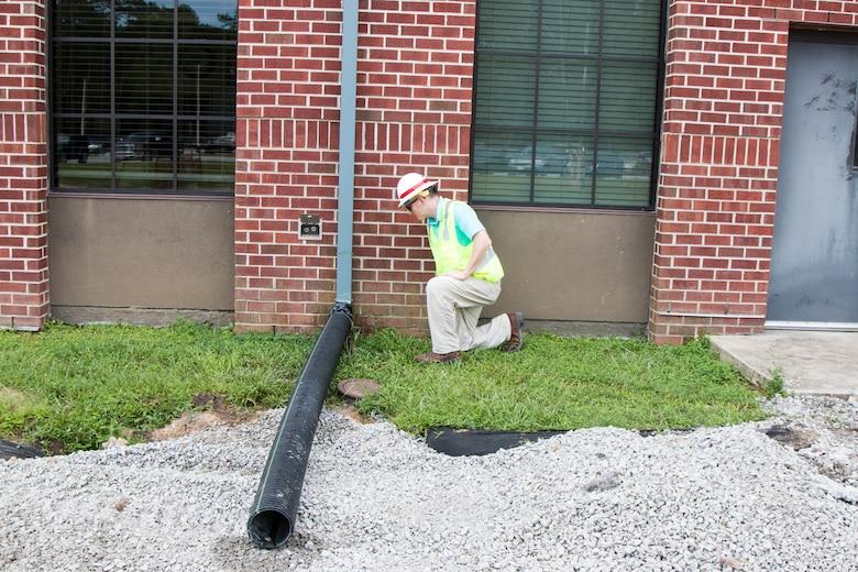 NHCC Water Intrusion Repairs