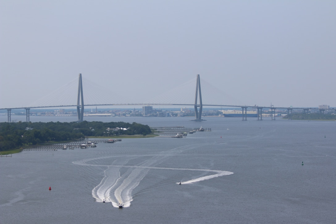 Charleston Harbor Third Contract Awarded