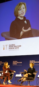 11th Global Peter Drucker Forum: The Power of Ecosystems, Managing in a Networked World, November 21-22, 2019