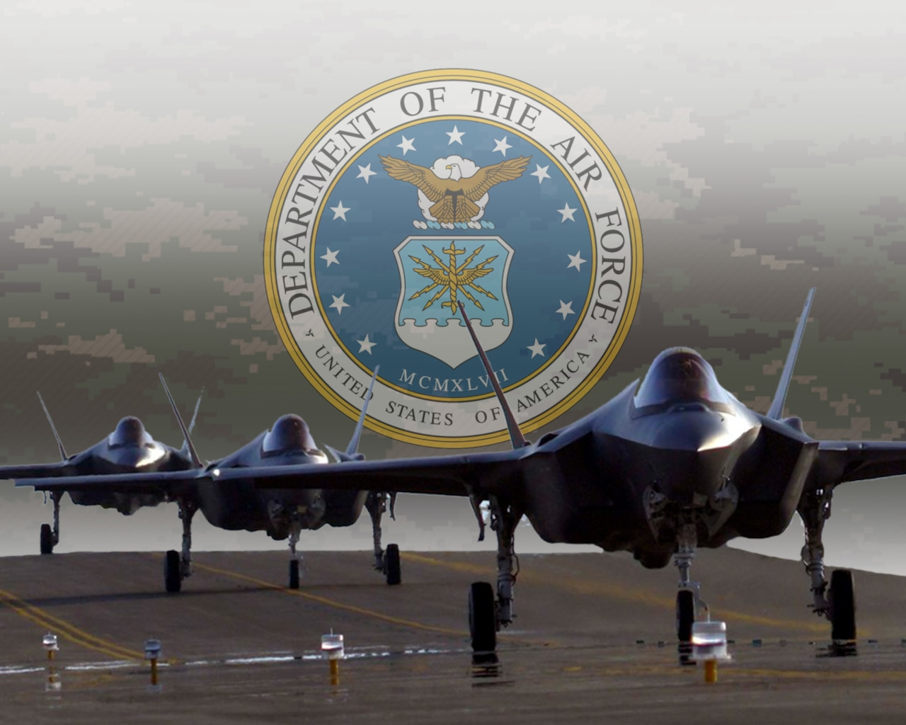 From section to major command — an interactive look at the Air Force's organization structure.