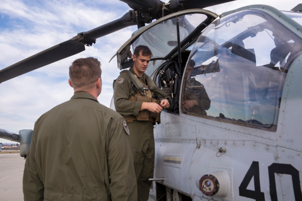 HMLA-775 Receives First of Many AH-1Zs