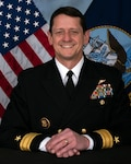 Rear Admiral Gregory Huffman
