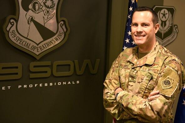 919 SOW commander