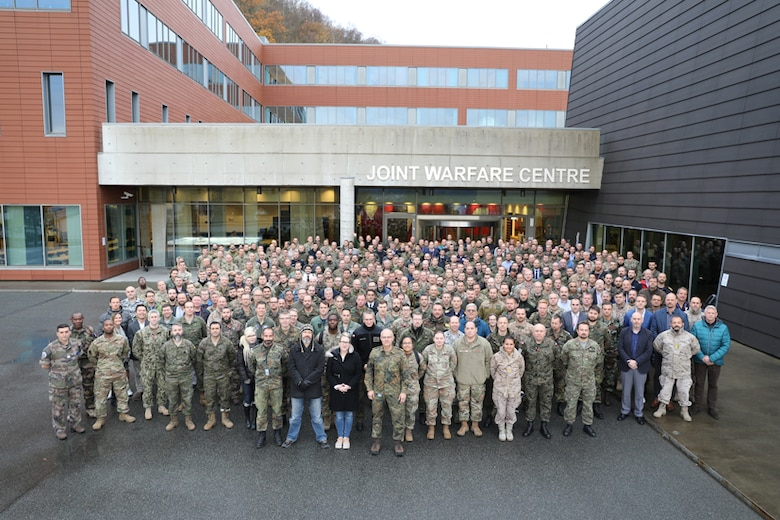 Exercise TRIDENT JUPITER 19-1, one of the largest NATO exercises in recent history, concluded at ten different locations across Europe Nov. 14, 2019. (JWC Public Affairs Office courtesy photo)