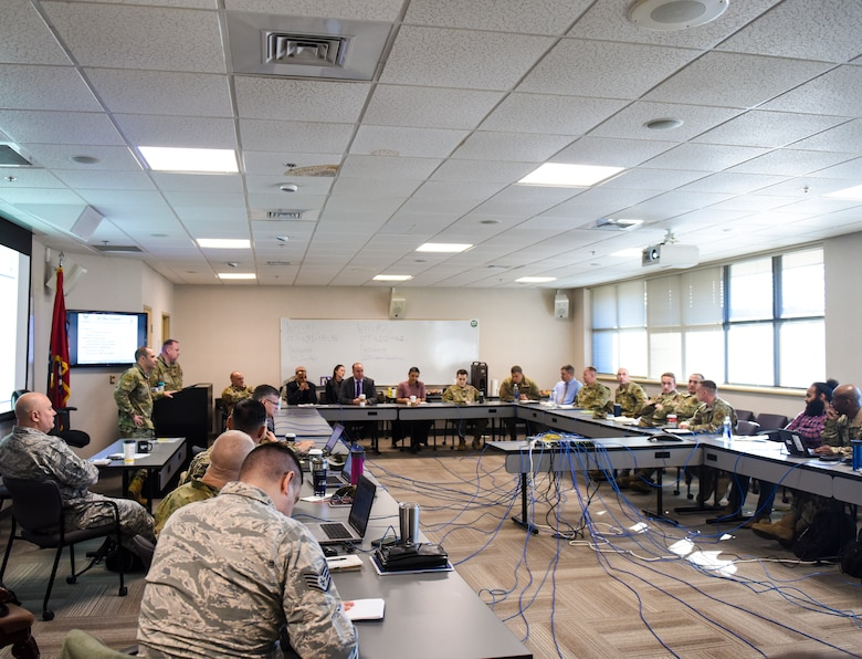 Cyber leaders discuss proposed AFSC