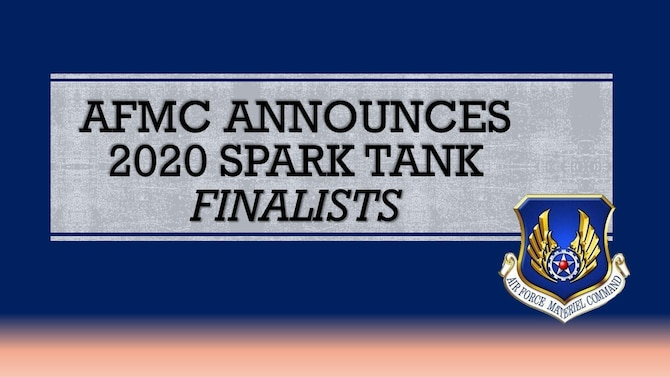 graphic for spark tank announcement