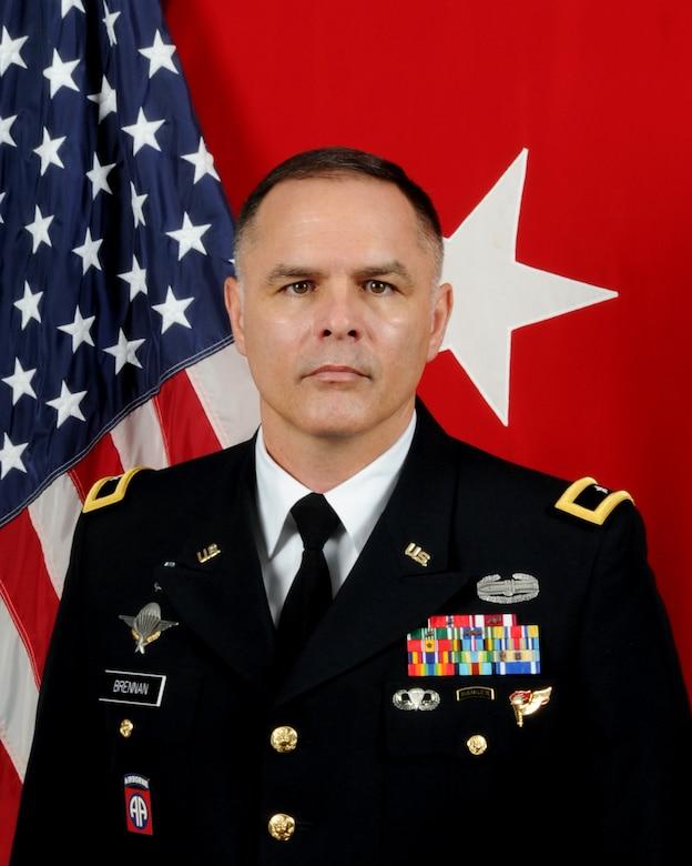 Brigadier General Timothy Brennan