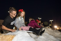 Camp Pendleton hosts 2019 Tree Lighting Celebration