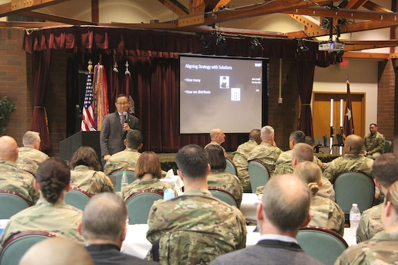 Regional Health Command-Pacific Hosts Pacific Region Medical Command Teams during Fall Symposium