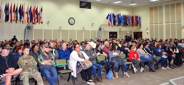 Mission Thanksgiving 2019 was declared a success, as more than 300 community members volunteered to host more than 800 Soldiers from the U.S. Army Medical Center of Excellence at Joint Base San Antonio-Fort Sam Houston Nov. 28.