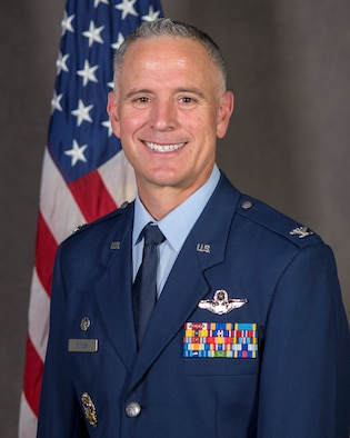 Col. D. Micah Fesler official photo.