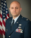 Portrait photo of Col Ken Kmetz, Vice Commander