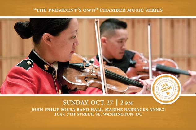 Fall Chamber Series: Oct. 27