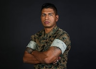 Faces of Pendleton: Staff Sgt. Freddy Torres