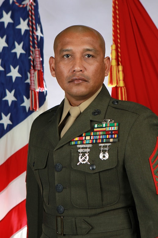 Sergeant Major Michael B. Dutchin