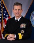 Rear Admiral Les Reardanz