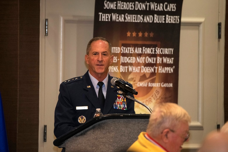 CSAF speaks to Defenders about  Year of the Defender and way forward