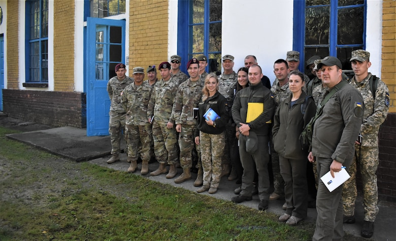 CIMIC teams find common ground in Rapid Trident 19