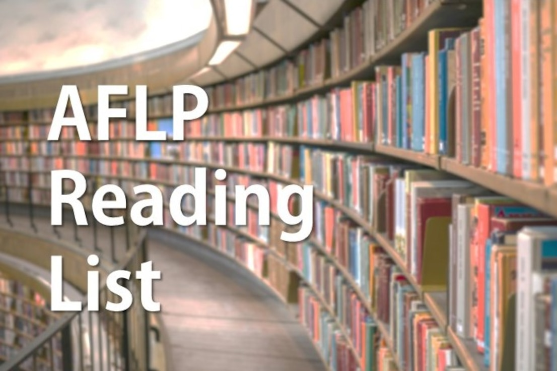 Air Force Learning Professionals Reading List