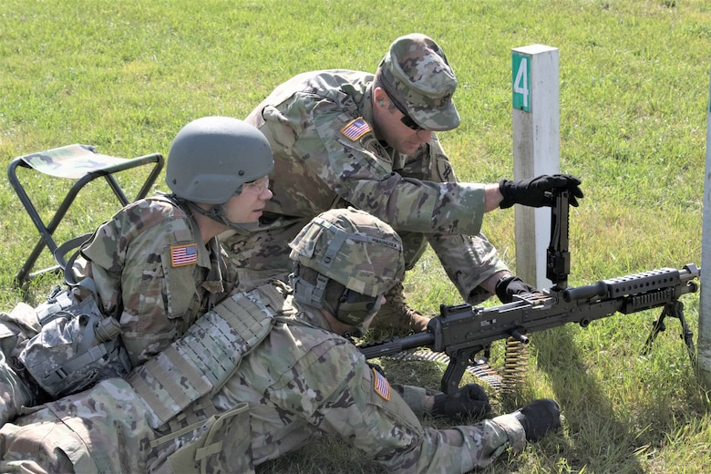 New Civil Affairs Soldier follows family tradition