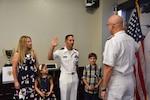 DLA Distribution's Hendricks promoted to lieutenant commander