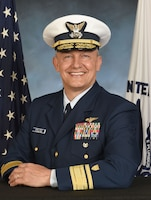 Photo of Rear Admiral Anthony Vogt