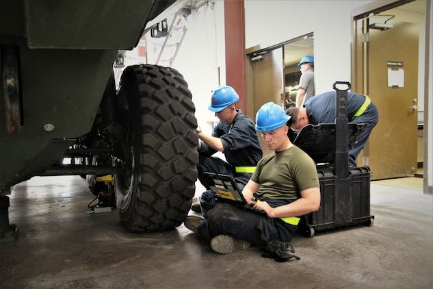 Fine-tuning the Corps' ACV in preparation for IOT&E