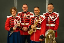 Marine Band Tour Soloists
