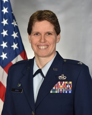 Colonel Estes was born in Charleston, South Carolina and grew up as an Air Force dependent. In 1997, she graduated with a degree in Geography and earned her commission from Southwest Texas State University in San Marcos, Texas. She is a Senior Maintenance Aircraft Officer and has served in numerous positions at Squadron, Group and Major Command levels. She has deployed a total of six times to Saudi Arabia, Iraq and Afghanistan in support of Operations SOUTHERN WATCH, IRAQI FREEDOM and ENDURING FREEDOM. Colonel Estes has commanded four different squadrons including a year advising and guiding the National Afghan Air Force towards self-sufficiency and independence, and culminating with the 650 person 355th Aircraft Maintenance Squadron, Davis-Monthan AFB, Arizona.  Colonel Estes' maintenance experience includes the RC-135, A-10, F-16, MC-130J/W, AC-130H, CV-22B, MQ-1, MQ-9, MC-12 and Mi-17 aircraft. Prior to her current assignment, Colonel Estes was the New York National Guard Command Inspector General.