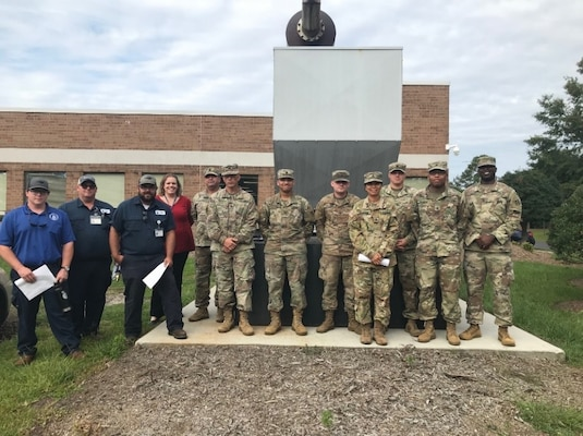 249th and NHC Personnel