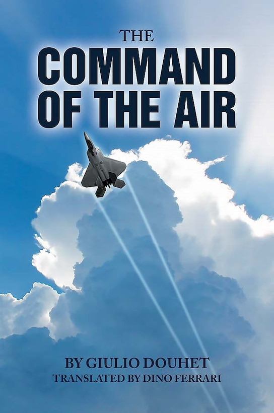 Air University Press releases updated The Command of the Air