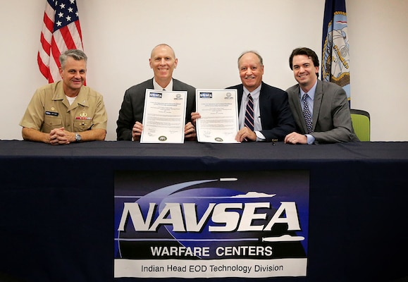 NSWC IHEODTD signs public-private partnership with Grey Ops