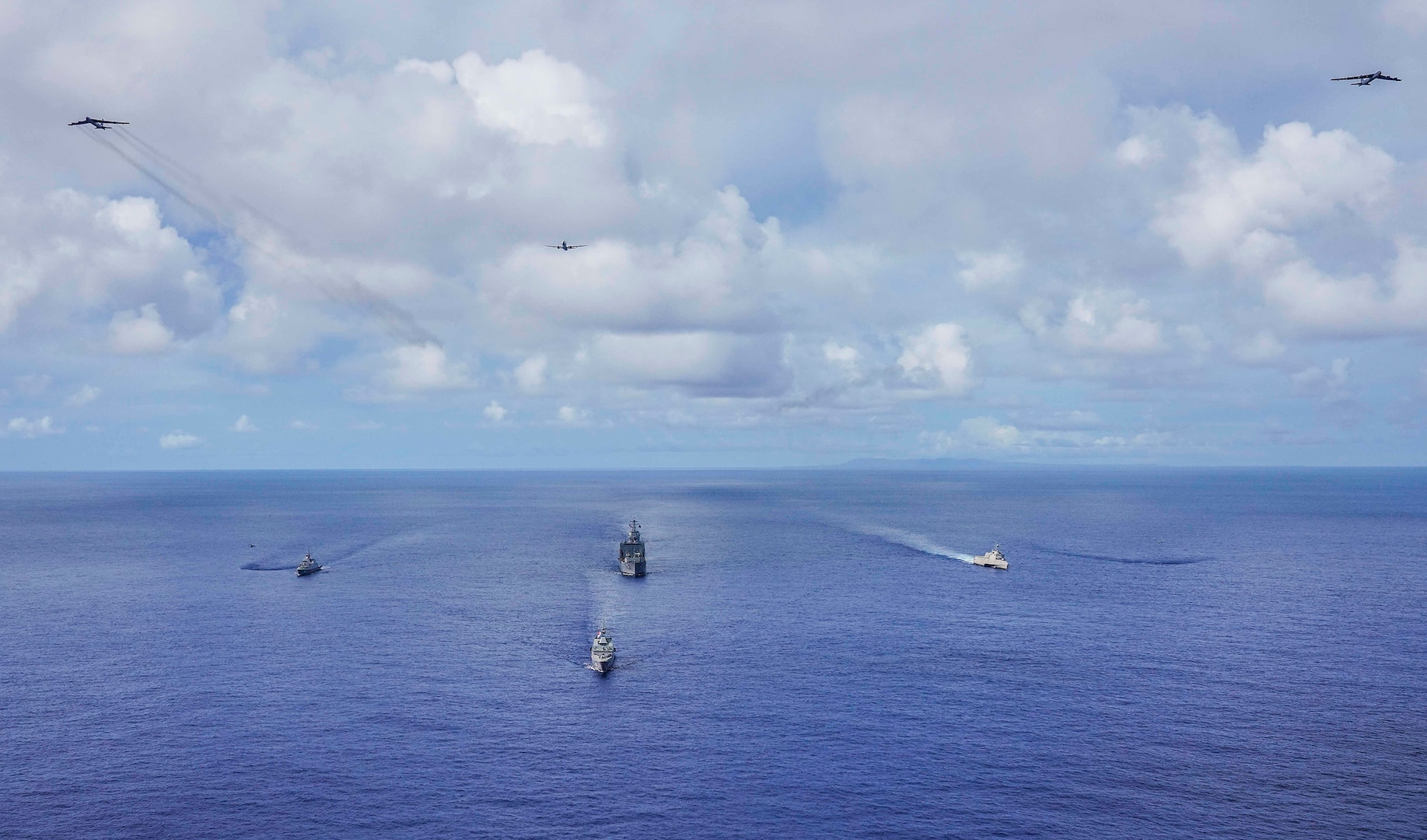 USS Key West Participates in Exercise Pacific Griffin with the Republic of Singapore Navy
