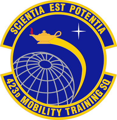 423rd Mobility Training Squadron