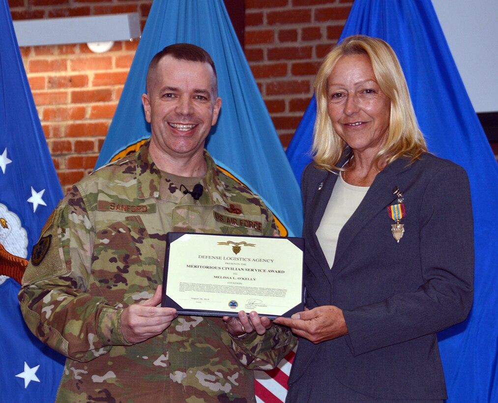 DLA Aviation commander holds first Richmond town hall