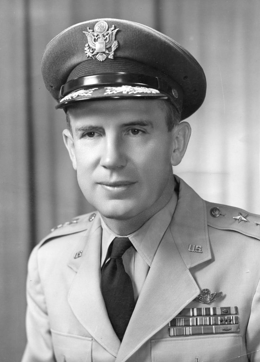 Maj. Gen. Thetus C. Odom