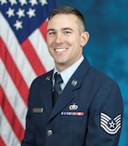 Official photo of Technical Sgt. Jim Woolf, audio engineer for The United States Air Force Band, Joint Base Anacostia-Bolling, Washington, D.C.