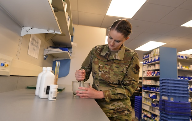 Offutt Pharmacy fills need for exceptional patient