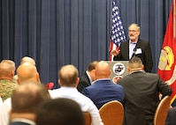 The Marine Corps Association and Foundation hosted their annual Industry Day activities at Marine Corps Logistics Base Albany, Ga., Oct. 2. Organized and sponsored by MCA&F, the events connected leaders from Marine Corps Logistics Command and MCLB Albany with potential partners in business and industry.