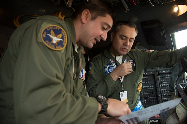 Chilean Air Force partners with US Air Force, Navy, Army for Mobility Guardian 2019