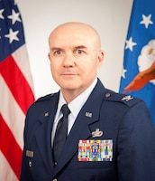 914 MSG Col. Christopher D. Witter