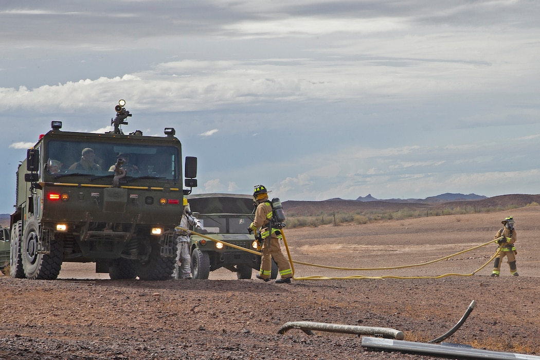 Aircraft Salvage and Recovery Exercise