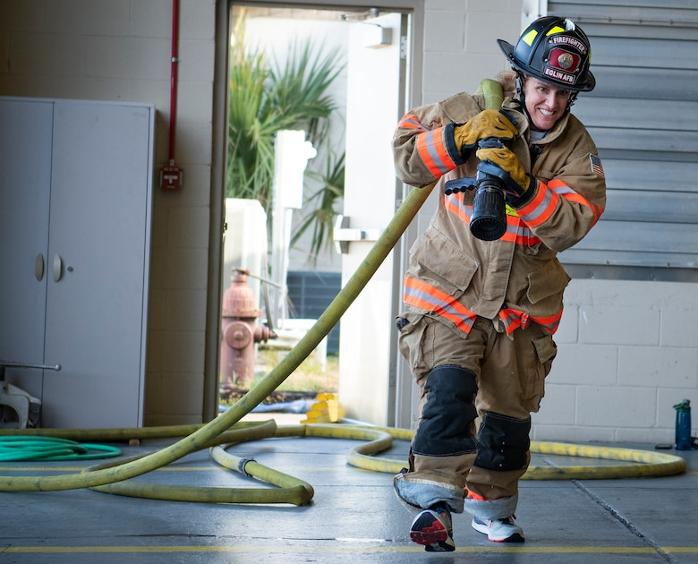 Fire prevention week 2019