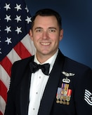 Official Photo of Technical Sgt. Nicholas Daniels