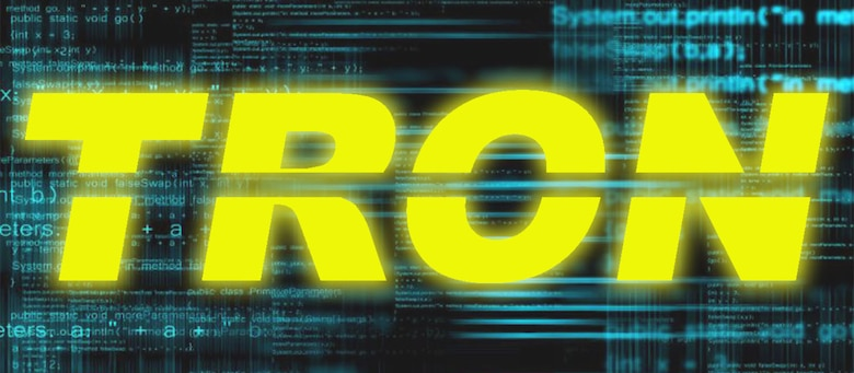 TRON is a sub-section of the 15th Wing's Aloha Spark office. Their focus is to build software that will increase Airmen's efficiency.  (U.S. Air Force graphic by Tech. Sgt. Heather Redman)