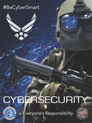 Air Force observes National Cybersecurity Awareness Month