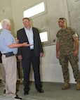 Assistant Secretary of the Navy Visits MCLB-Albany.