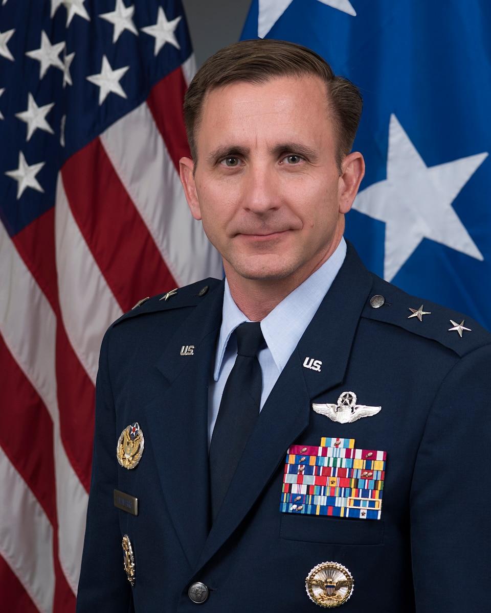 Maj. Gen. Jeff Taliaferro
